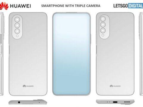 Huawei's under-screen camera